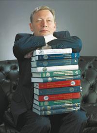 Николай Кротов, экономист